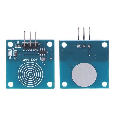 touch l switch touch sensor capacitive touch switch module diy for