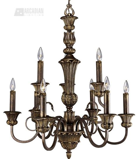 Thomasville Chandeliers Thomasville Lighting P4518 75 La Serena Traditional 9 Light Chandelier Pg P4518 75