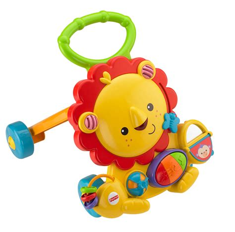 Low Price on Fisher-Price Signature Style Lion Walker ...