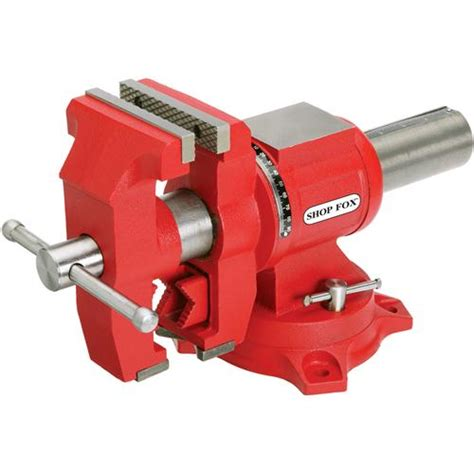 uses of bench vise shop fox d4074 multi purpose bench vise 5 quot
