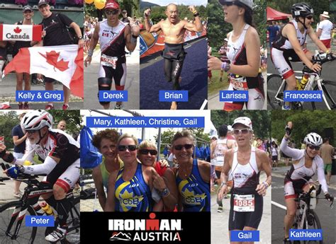related keywords suggestions for ironman austria race report
