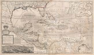 antique florida maps for sale file 1732 herman moll map of the west indies florida