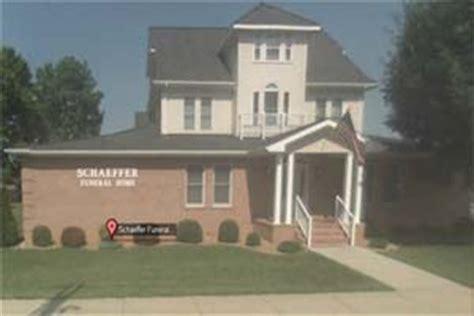 schaeffer funeral home petersburg west virginia wv