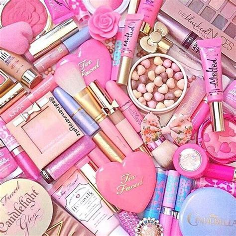 Products To Make You Feel Girly by Pink Girly Makeup Search Girly