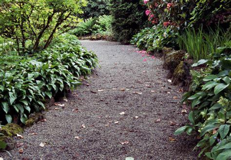 viali e giardini informazioni sui percorsi di pietra pacciame e ghiaia