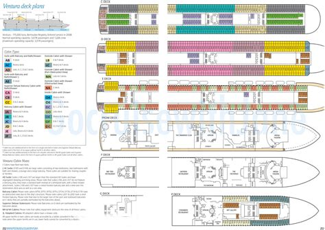 cruise ship floor plans p o cruises miles morgan travel