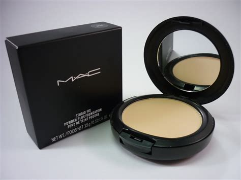 Mac Studio Fix Powder Foundation maximized mac studio fix powder plus foundation