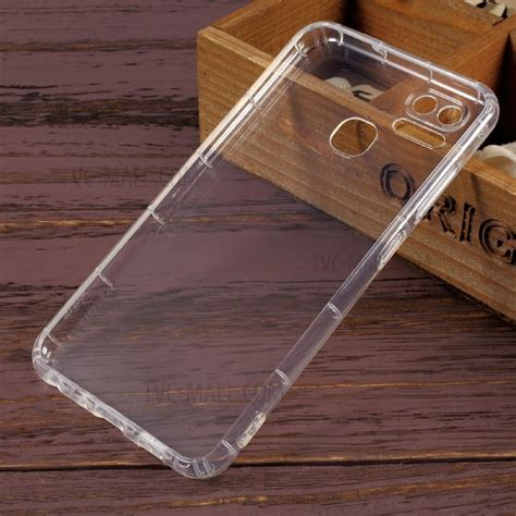 Asus Zenfone 3 Ze552kl 5 5 Soft Jelly Gel Silicon Casing Sarung Hp drop proof thickened clear tpu phone for asus zenfone