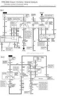 1996 mercury grand marquis panther chassis misc diagrams and pinouts picture supermotors net