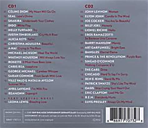 kuschelrock lovesongs of the 80 s redirecting to artikel musik kuschelrock the very best of
