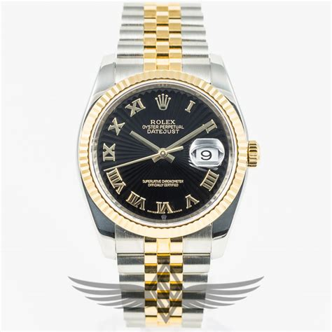 dial gold for tattoo mens pre owned rolex oyster perpetual datejust stainless
