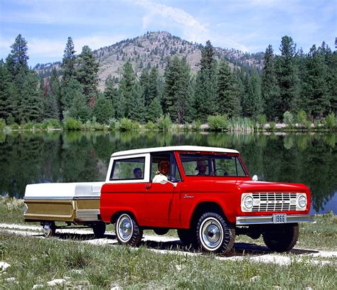 ford bronco road review awesome car pic 1966 ford bronco road trip 95 octane