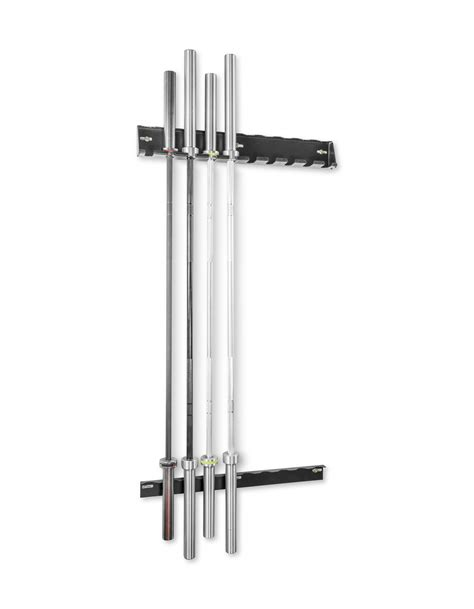 Barbell Storage Rack by Barbell Wall Rack 10 Bar