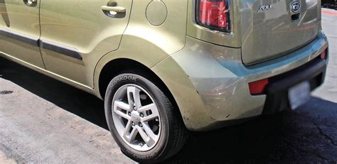 Kia Soul Rear Bumper Fender Mender Ballpark Price Browser