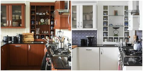 cheap kitchen renovation ideas here s what a 600 weekend kitchen renovation looks like