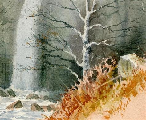 watercolor waterfall tutorial 85 best images about watercolor waterfalls on pinterest