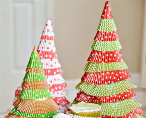 arbol de navidad moldes 193 rboles de navidad con materiales reciclados caseros ideas originales ecolog 237 a hoy