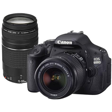 Lcd Canon 600d canon eos 600d 18 55 75 300 18 mp 3 0 quot lcd ekran slr dijital fotoğraf makinesi vatan bilgisayar