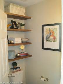 bathroom shelf ideas real bathroom organization ideas