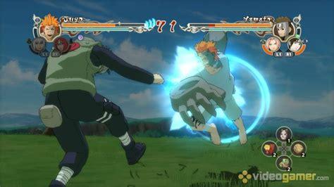 tutorial naruto ultimate ninja storm 2 naruto ultimate ninja storm 2 videogamer com