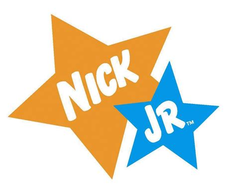 nick jr nick jr tv logo bwwtvworld
