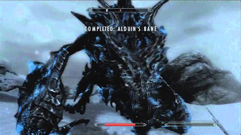 elder scrolls  skyrim strategy  defeat alduin