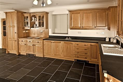Modern Kitchen Furniture Design by Oak Kitchen Pembrokeshire Mark Stone S Welsh Kitchens