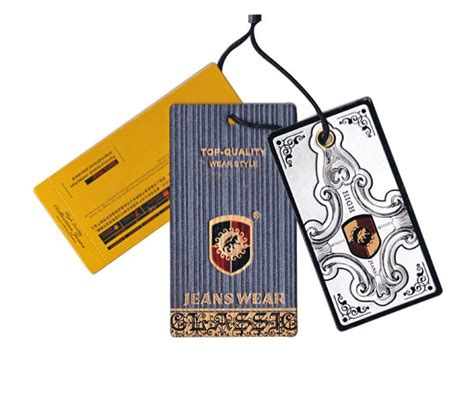 swing labels china labels and swing tags china garment accessoriess