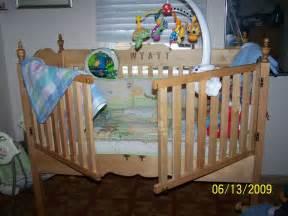 Custom Baby Cribs Made Maple Baby Crib By Davis Custom Woodworks Llc Davis Family Creations Custommade