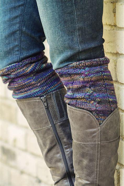 how to knit boot cuffs boot cuff knitting pattern a knitting