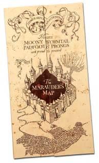 Marauders Map Bedroom Wallpaper Harry Potter Marauder S Map Thinkgeek