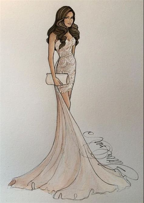 Sketches N Designs by 25 Best Ideas About Fashion Sketches On