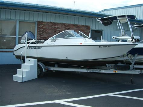 century boats dual console 2008 used century 185 mustang duel console dual console