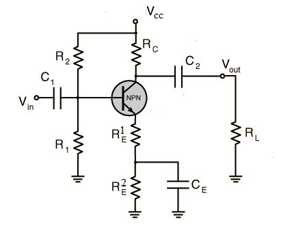 transistor bjt a emettitore comune transistor bjt emettitore comune 28 images polarizzazione transistor a giunzione bipolare
