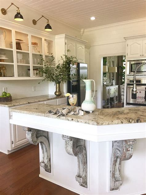french country kitchen islands best 25 country kitchen island ideas on pinterest
