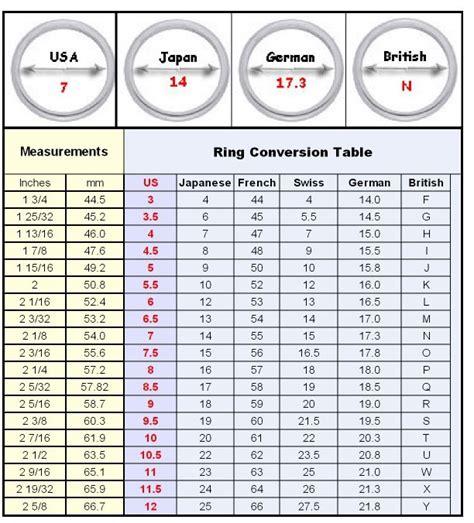 printable wedding ring size chart how to understand wedding ring karat charts crazyforus