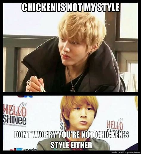 Exo Memes - exo kris and shinee onew xd lol shinee pinterest