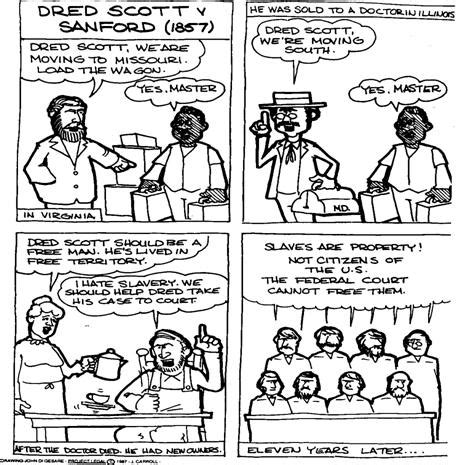 what was sectionalism lsaushistory13 dred scott vs sanford