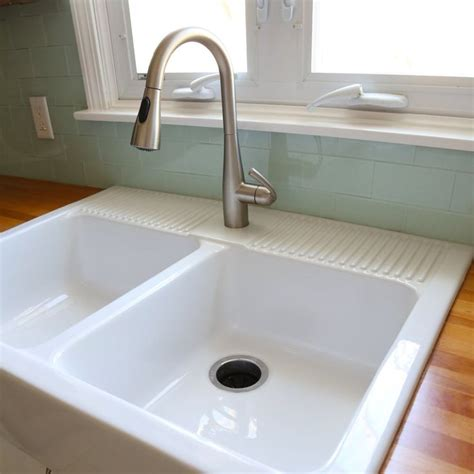 Ikea Apron Front Kitchen Sink 17 Best Ideas About Ikea Farmhouse Sink On Pinterest Farm Sink Kitchen Butcher Block Counters