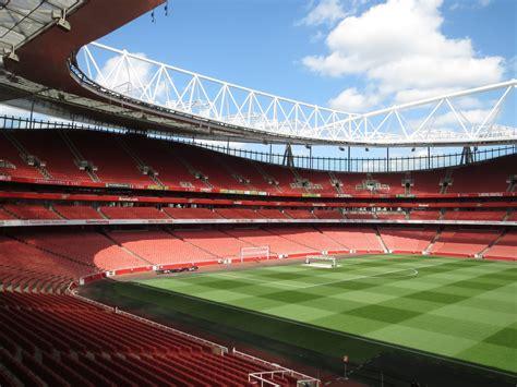 arsenal stadium londinoupolis the emirates stadium
