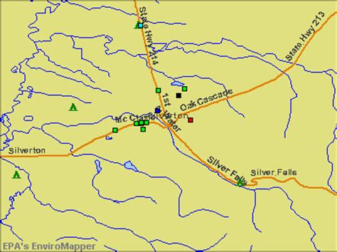 map of silverton oregon silverton oregon or 97381 profile population maps