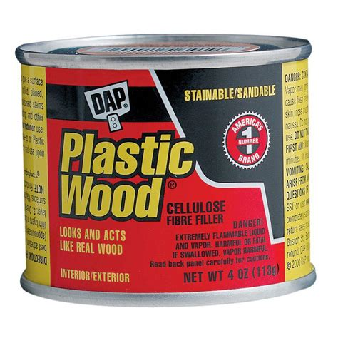minwax 12 oz high performance wood filler 21600 the