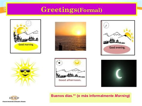 imagenes en ingles good bye introducing greetings and farewells ingles 1 unit1