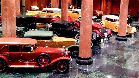 The Classic Car 2 classic car collection of the nethercutt museum part 2