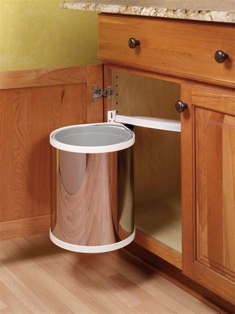 Sink Trash Can Door Mount by Hafele 502 12 023 Products Panel Doors Kitchen Trash