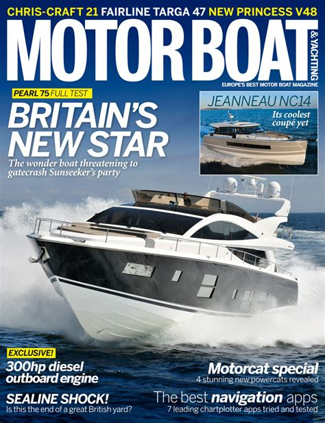 motorboat and yachting forum july issue of motor boat yachting is out now motor
