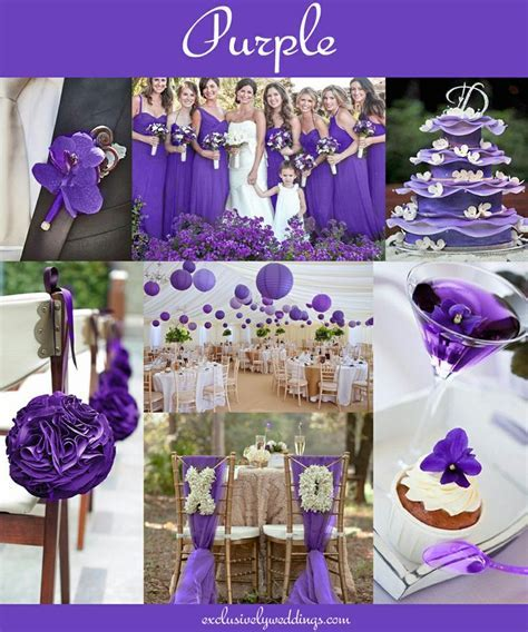 317 best images about Purple Wedding Ideas and Inspiration