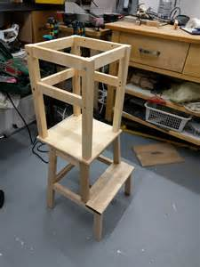 Ikea Ivar Hack learning tower ikea hack gabelschereblog