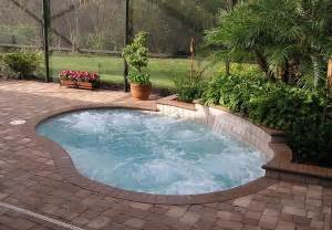 tiny swimming pools swimmingpool design 30 inspirierende ideen f 252 r kleinere