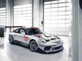 Porsche Shop 2017 Porsche 911 Gt3 Cup Shop Profile